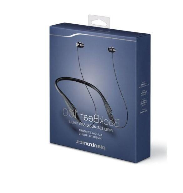OEM Plantronics BackBeat 100 Bluetooth Wireless Earbud Stere