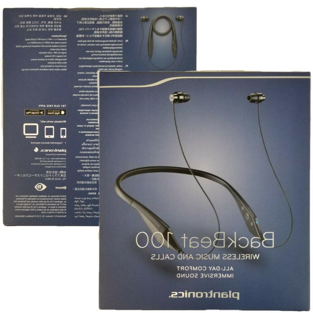 oem backbeat 100 bluetooth wireless