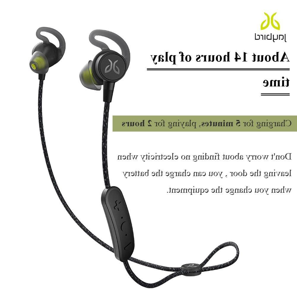 Original Logitech <font><b>Jaybird</b></font> TARAH PRO Sport Eaphones Music Bluetooth