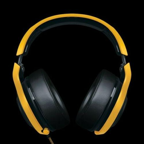 Razer Edition Gaming Headset Compatible PC