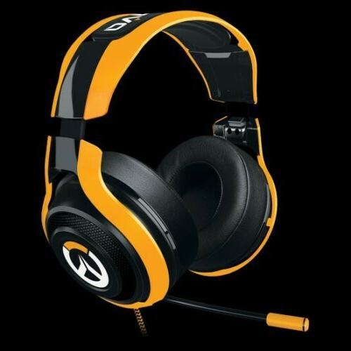 overwatch mano war tournament edition gaming headset