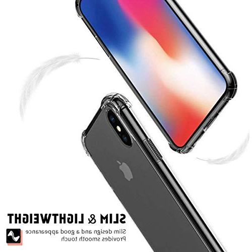 Phone X Cases Ultra Thin Soft , Non-Slip, Protect Cover