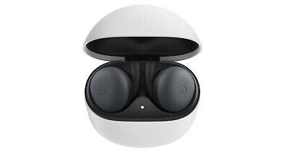 Google Buds Black Earbuds with Case