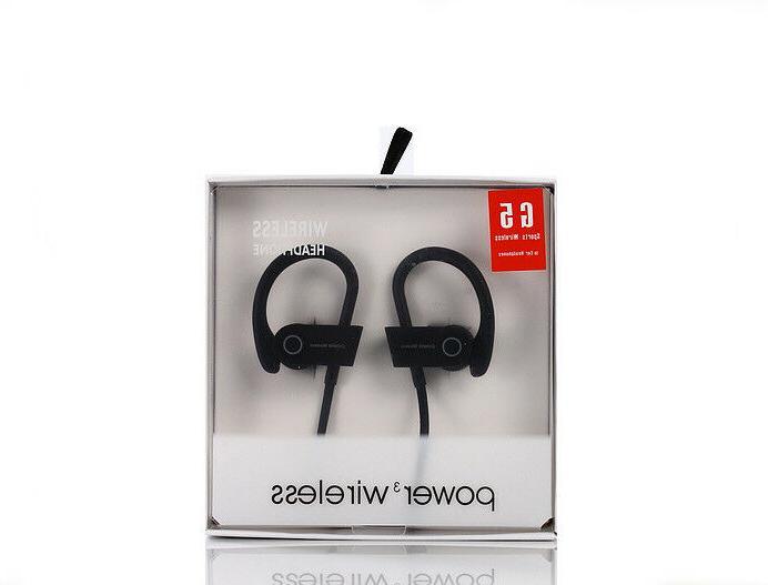 Power 3 Bluetooth Running Wireless