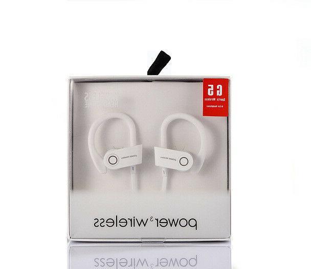 Bluetooth Headphones Running Wireless Earbuds