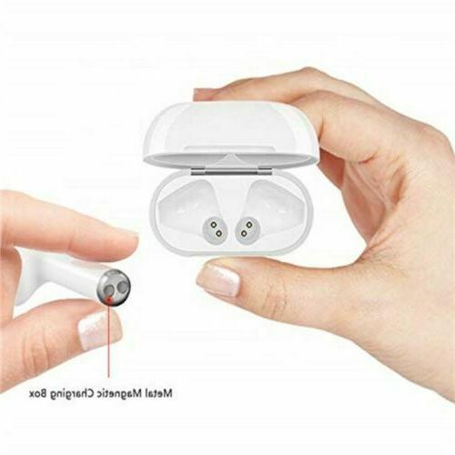 Wireless Earphones Charging Case Headphones