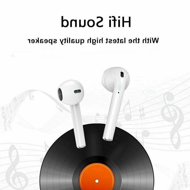 Wireless Bluetooth Earbuds 5.0 Earphones Headphones