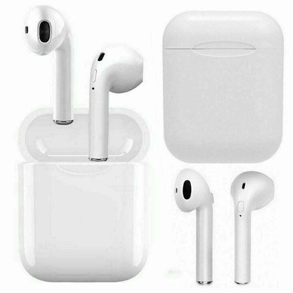 premium airpods style bluetooth wireless earbuds w