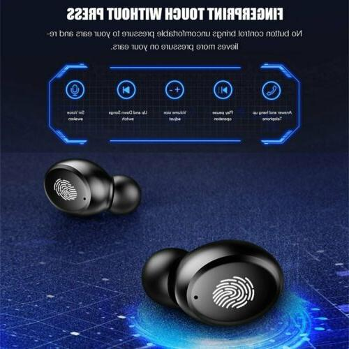 Premium Grade TWS Headphones Bluetooth with Charging