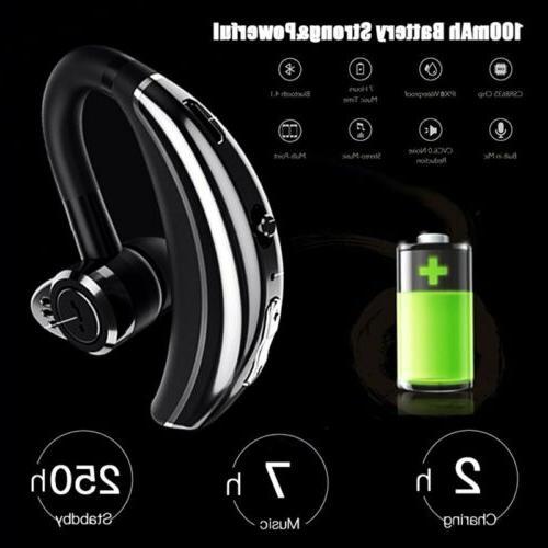 Mpow Wireless Bluetooth 5.0 Headset Handsfree Headphone Earb