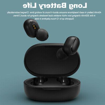 Xiaomi AirDots Wireless TWS Bluetooth 5.0 Earphone Earbuds Headset US