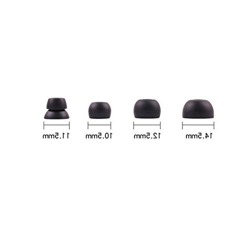 JustEarbuds Replacement for Beats Stereo Small, Medium, Flange