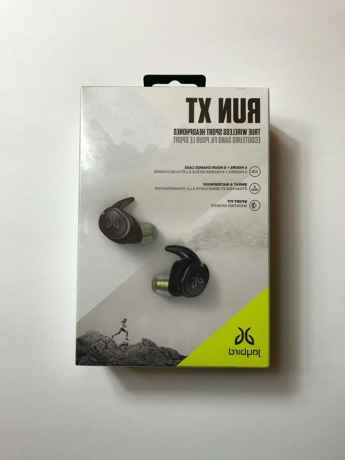 run xt true wireless in ear headphone