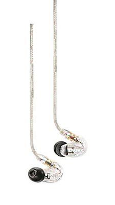 Shure SE215-CL Sound Isolating Earphones MicroDriver