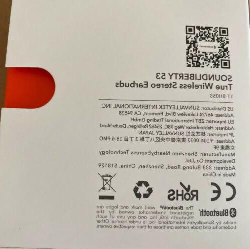TaoTronics 53 Bluetooth 5.0