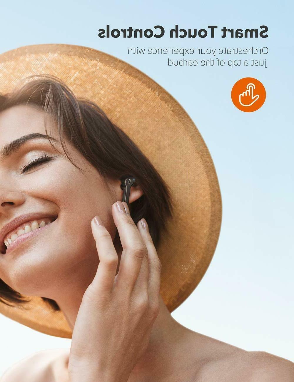 TaoTronics 53 Wireless Earbuds TWS Earphones