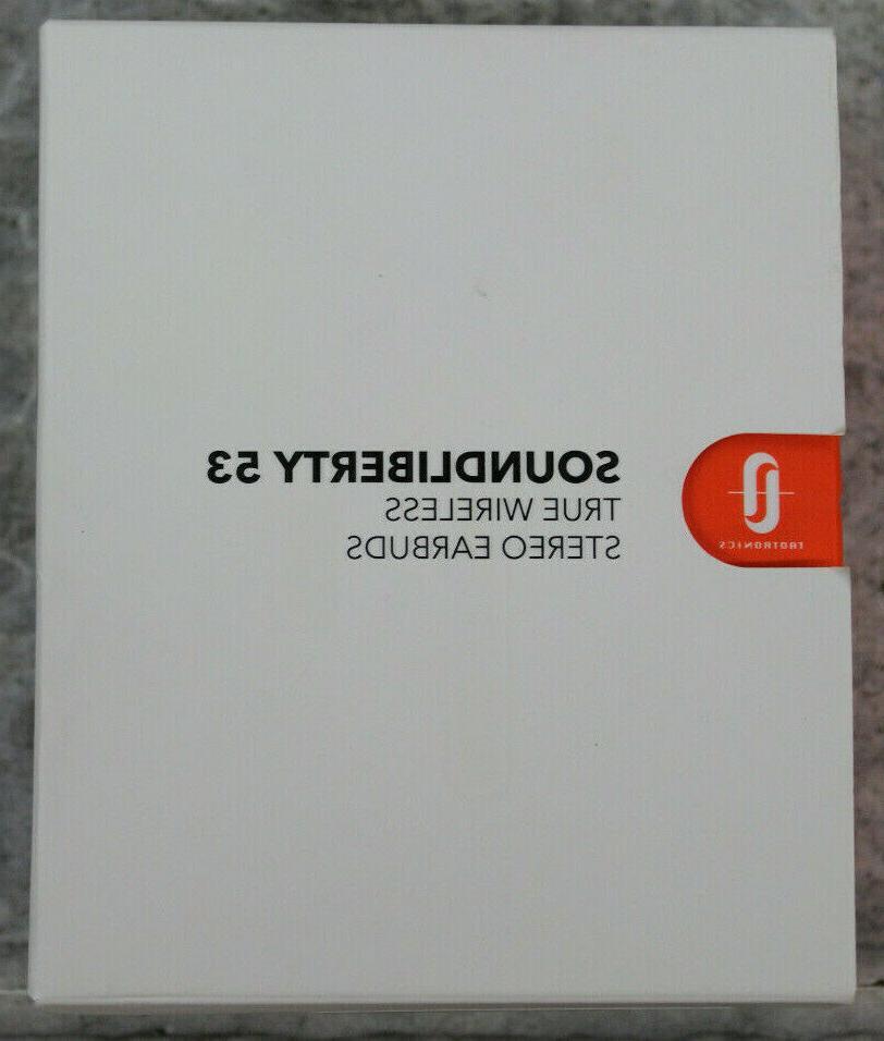 soundliberty 53 true wireless stereo earbuds headphones