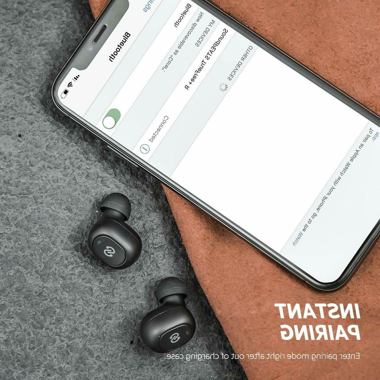 SoundPEATS Bluetooth Earbuds Earphones