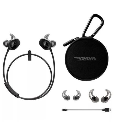 BOSE SoundSport Earbud Wireless Bluetooth Headphones Black F