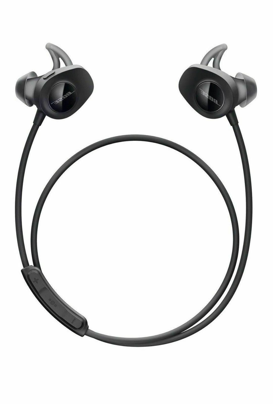 BOSE Earphones Bluetooth Black NEW
