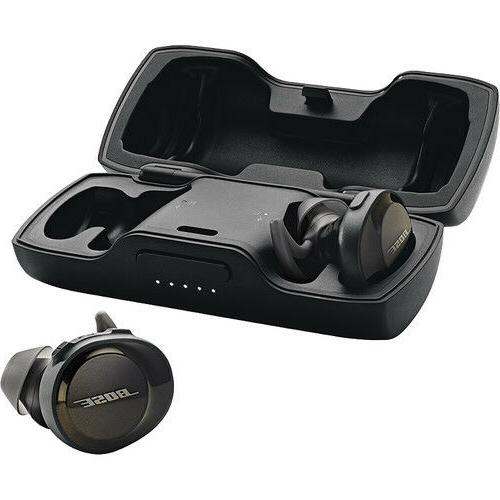 BOSE SOUNDSPORT FREE IN-EAR BLACK