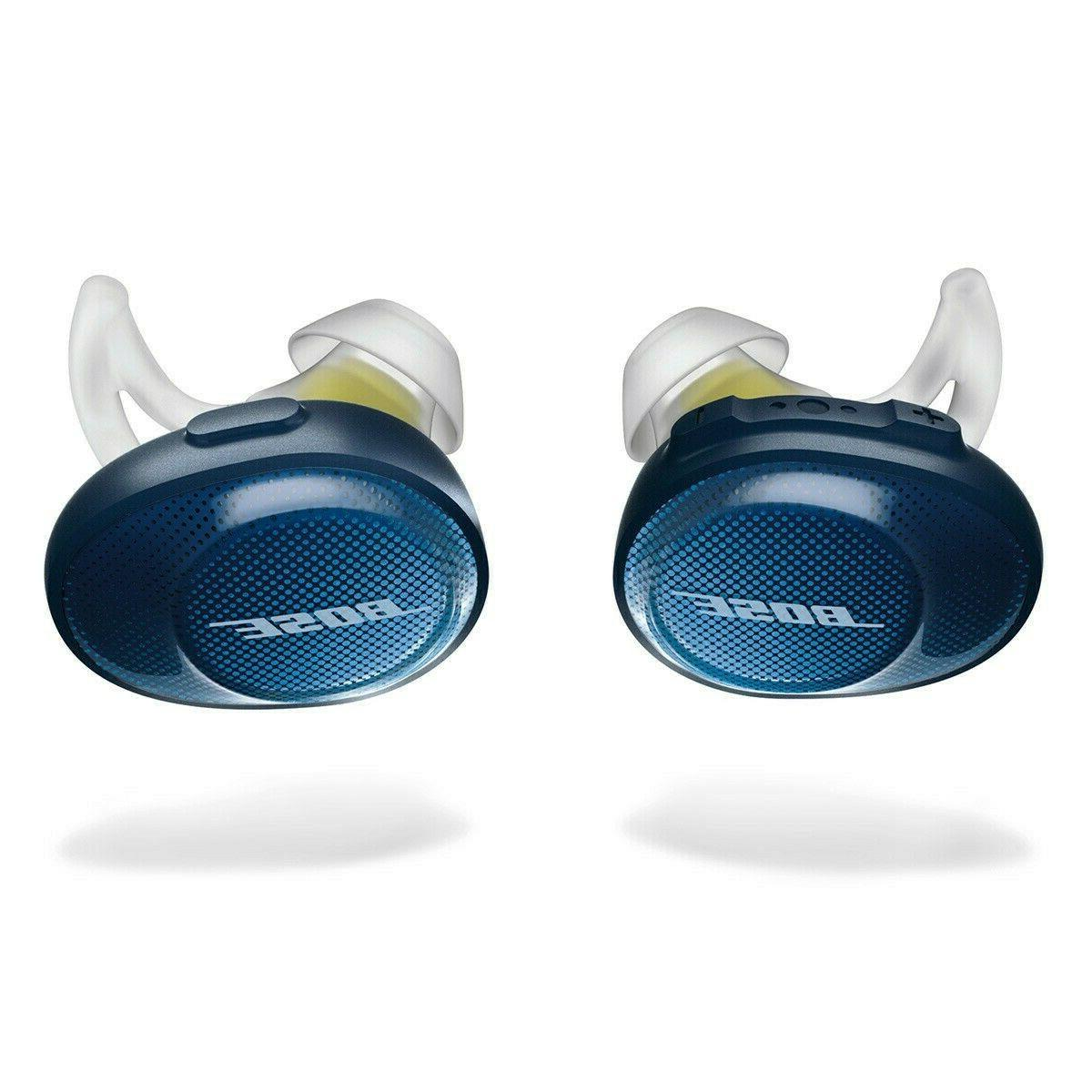 soundsport wireless earbuds with case free midnight
