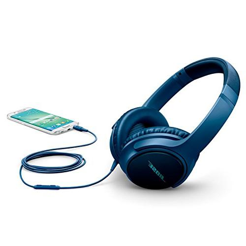Bose SoundTrue headphones II Android devices, Blue