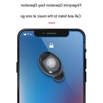 Sports Bluetooth Wireless Earphone Headphone w/