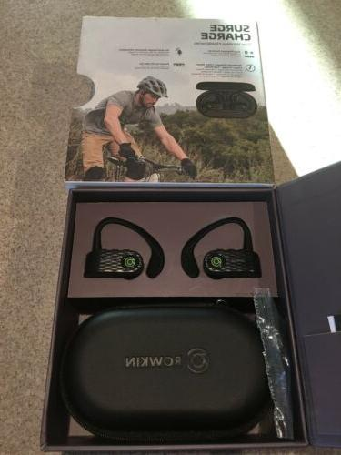 surge charge true wireless headphones bluetooth earbuds