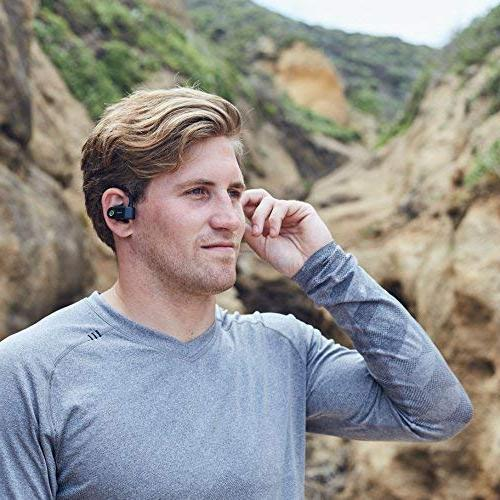 Wireless Stereo Built-in & Reduction Earphones for Running, iPhone
