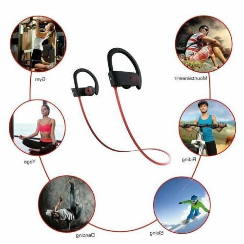 Mpow Sweatproof Wireless Headsets Sport Headphones