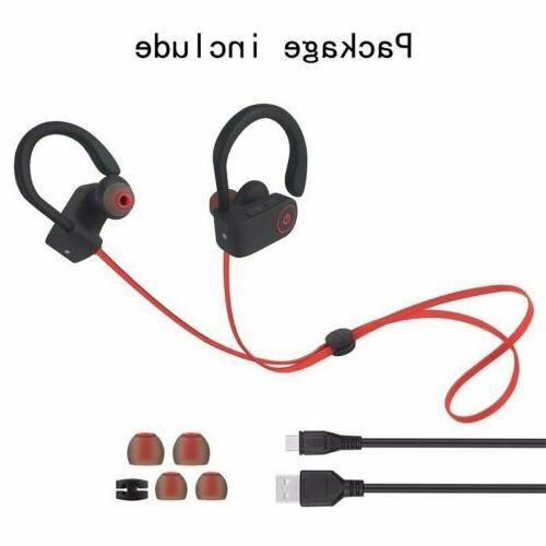 Mpow Sweatproof Wireless Earbuds Headphones