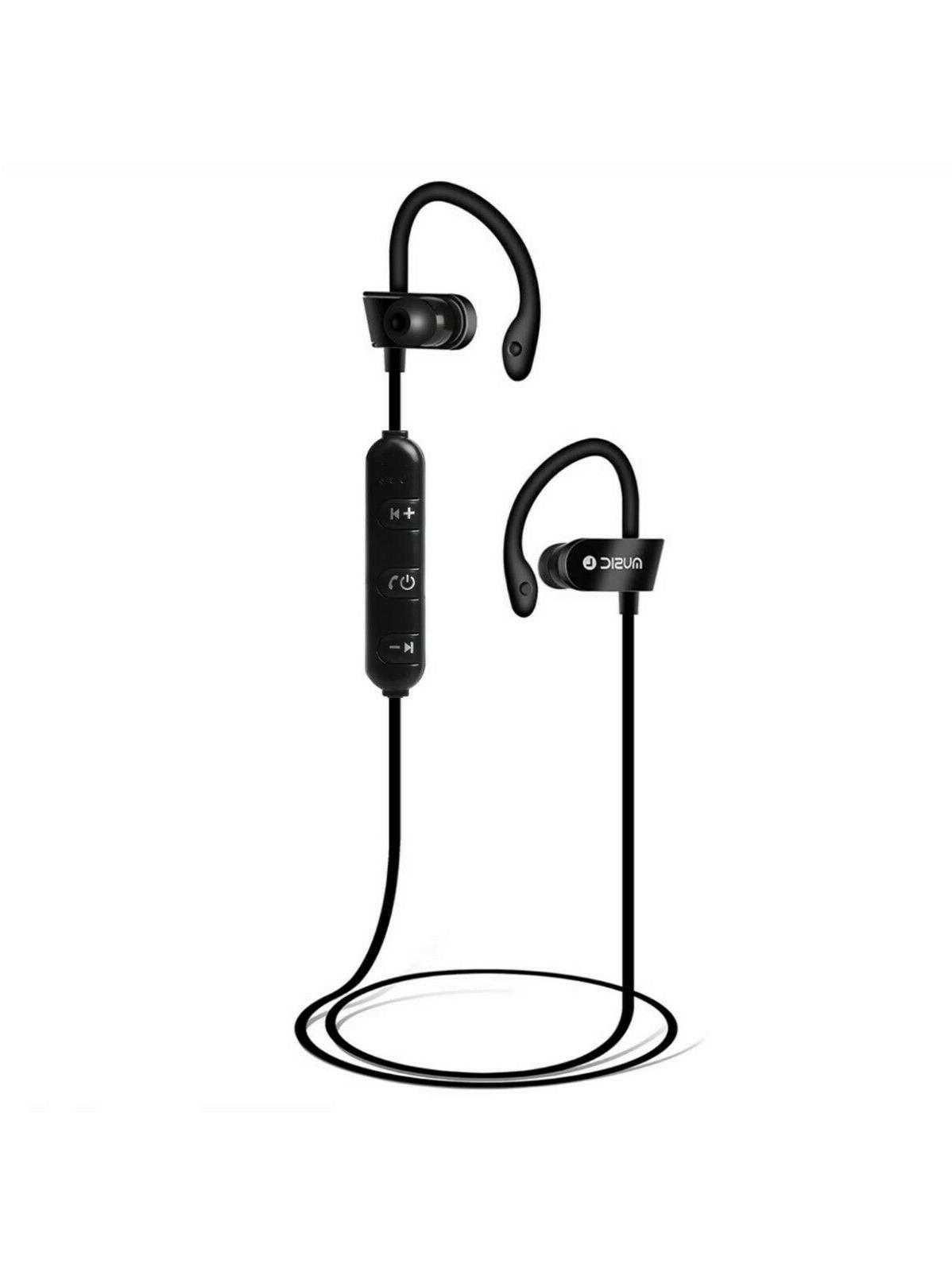 Sweatproof Bluetooth Headphones Stereo