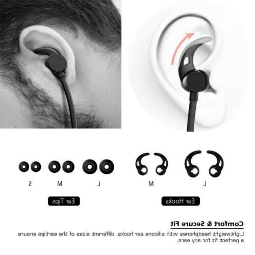 Sweatproof Wireless Stereo Earphone