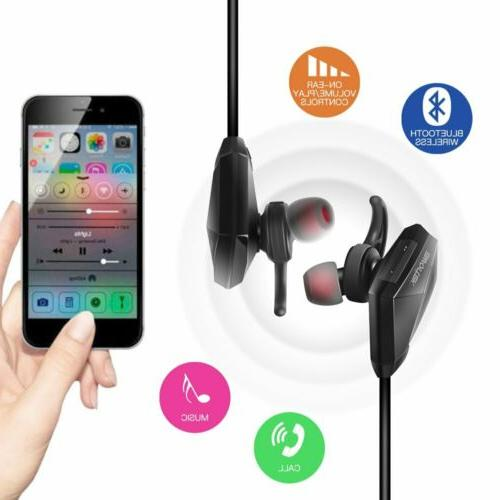 Cancelling Stereo Headphone Handfree