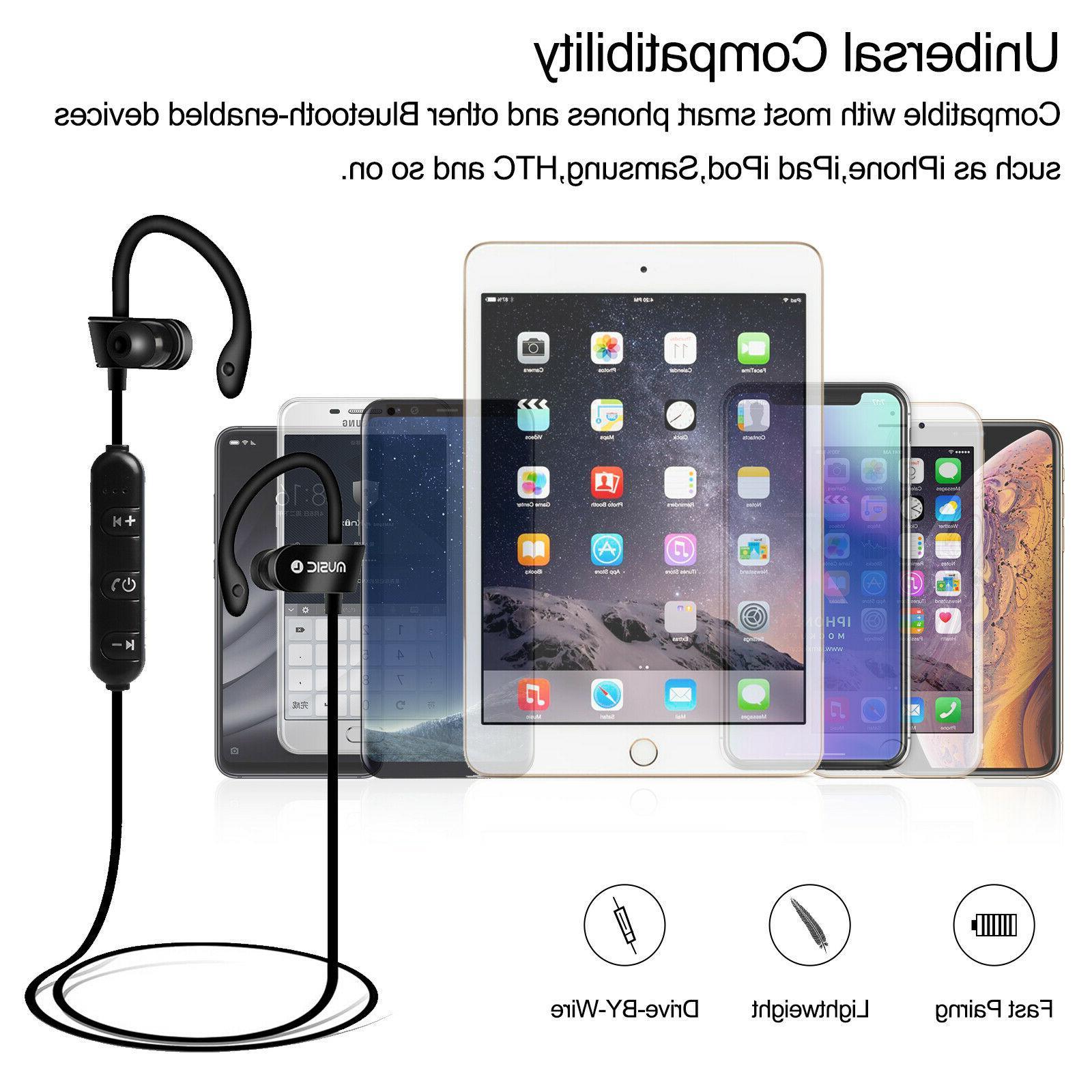 Sweatproof Bluetooth