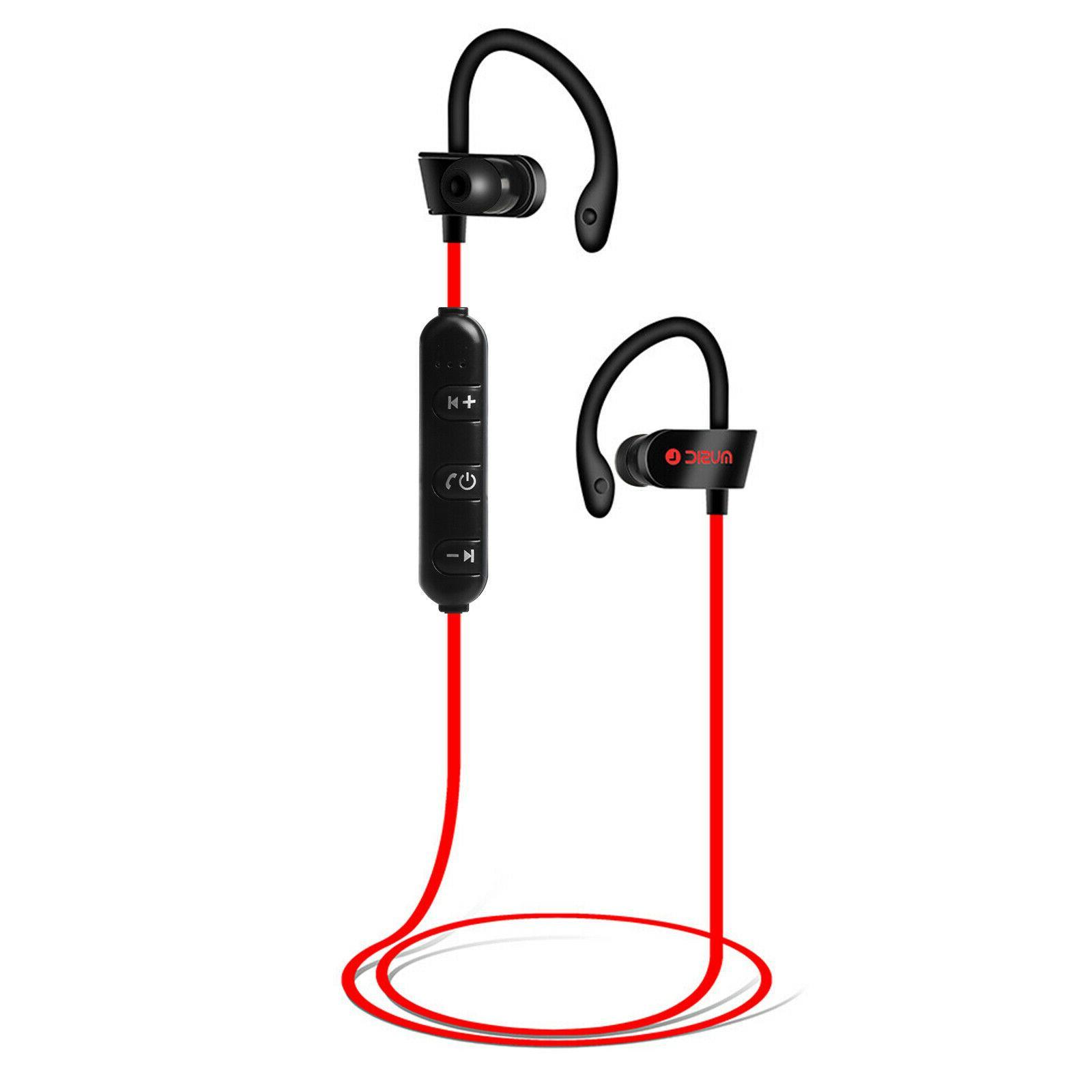 Sweatproof Headset Wireless In-Ear