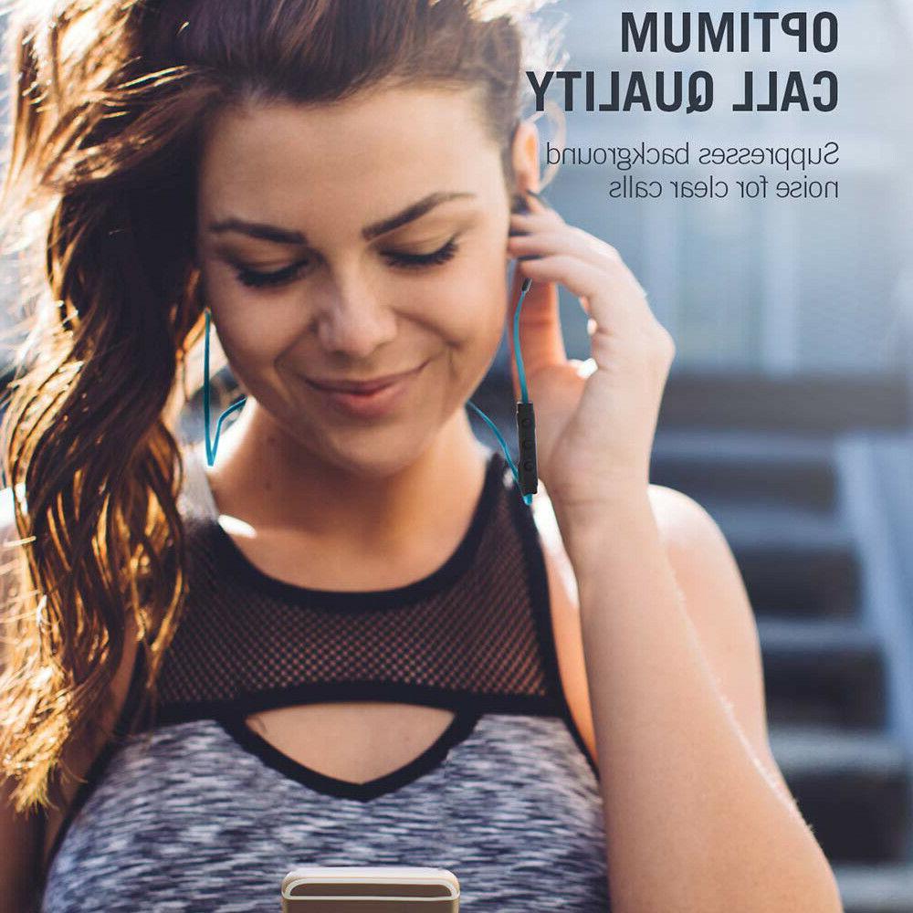 Sweatproof Wireless Headphones Earphones Earbuds