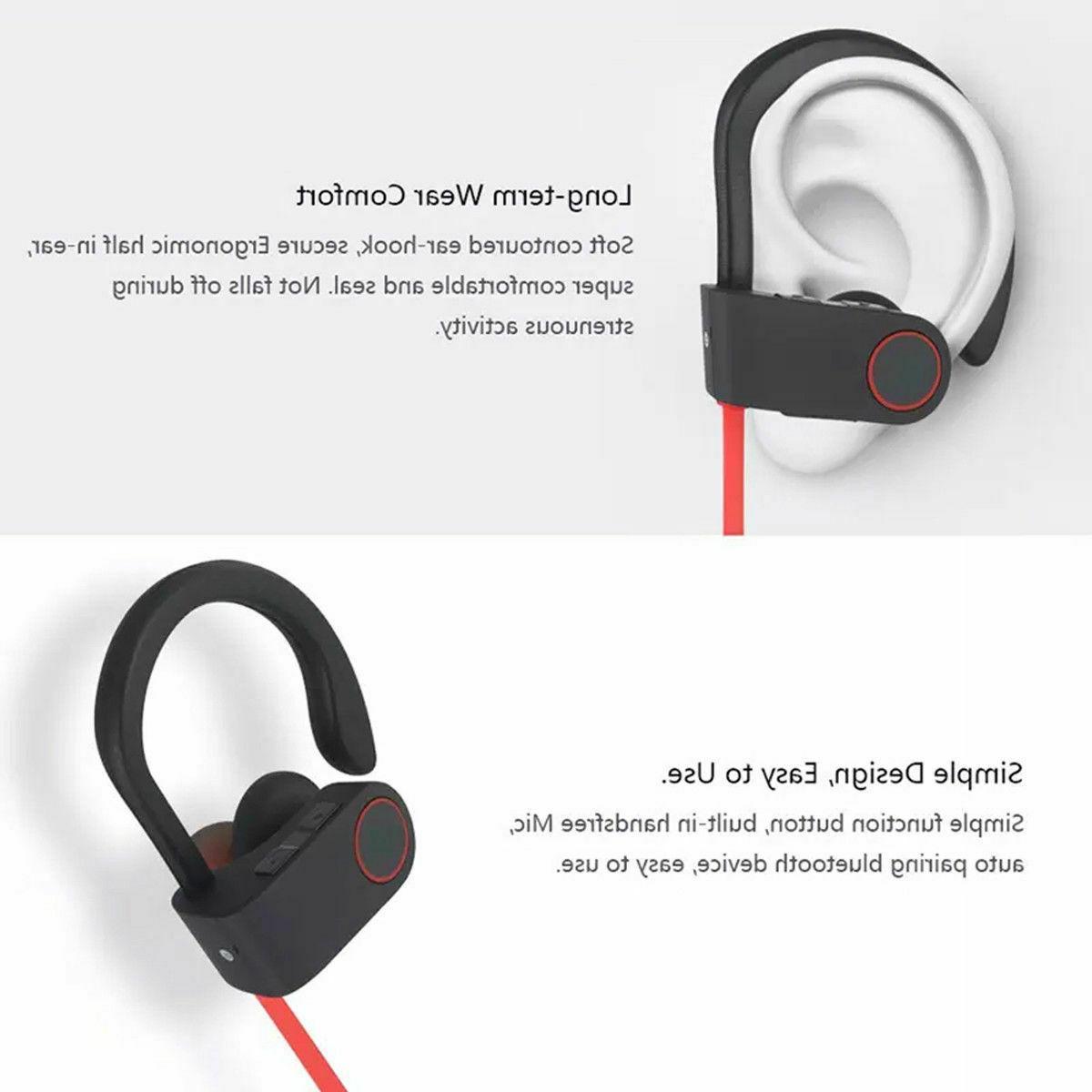 Sweatproof Earphones Earbuds