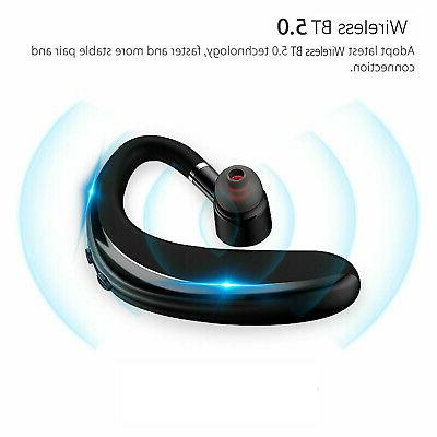 Wireless 5.0 Headset Headphone Sweatproof