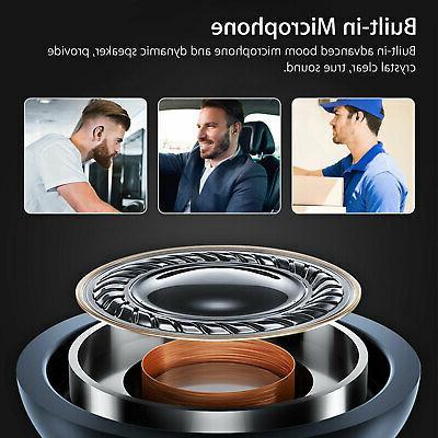 Wireless Earbuds 5.0 Headset Sport Earpiece Headphone Sweatproof