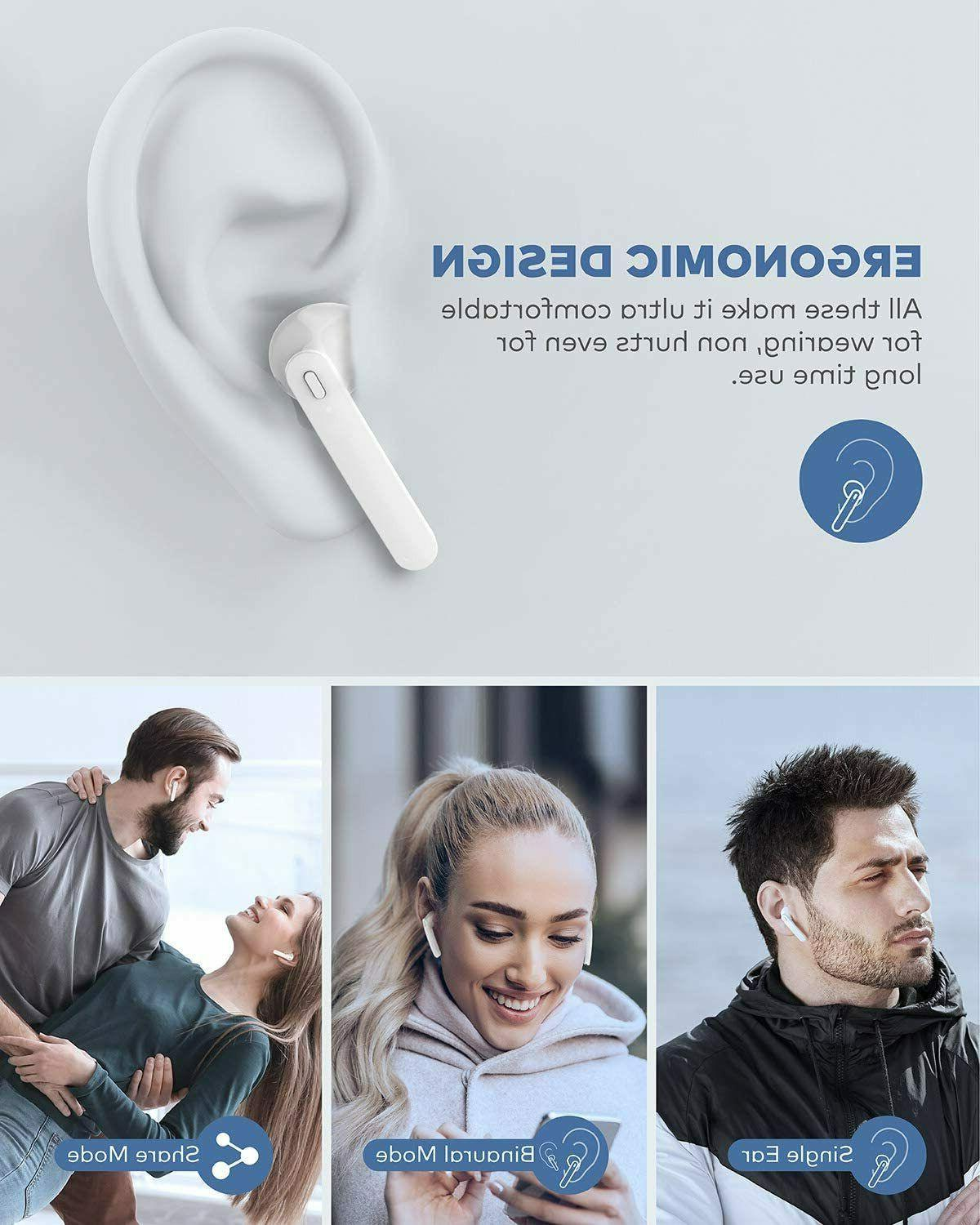 T12 Bluetooth Stereo 35H Playtime