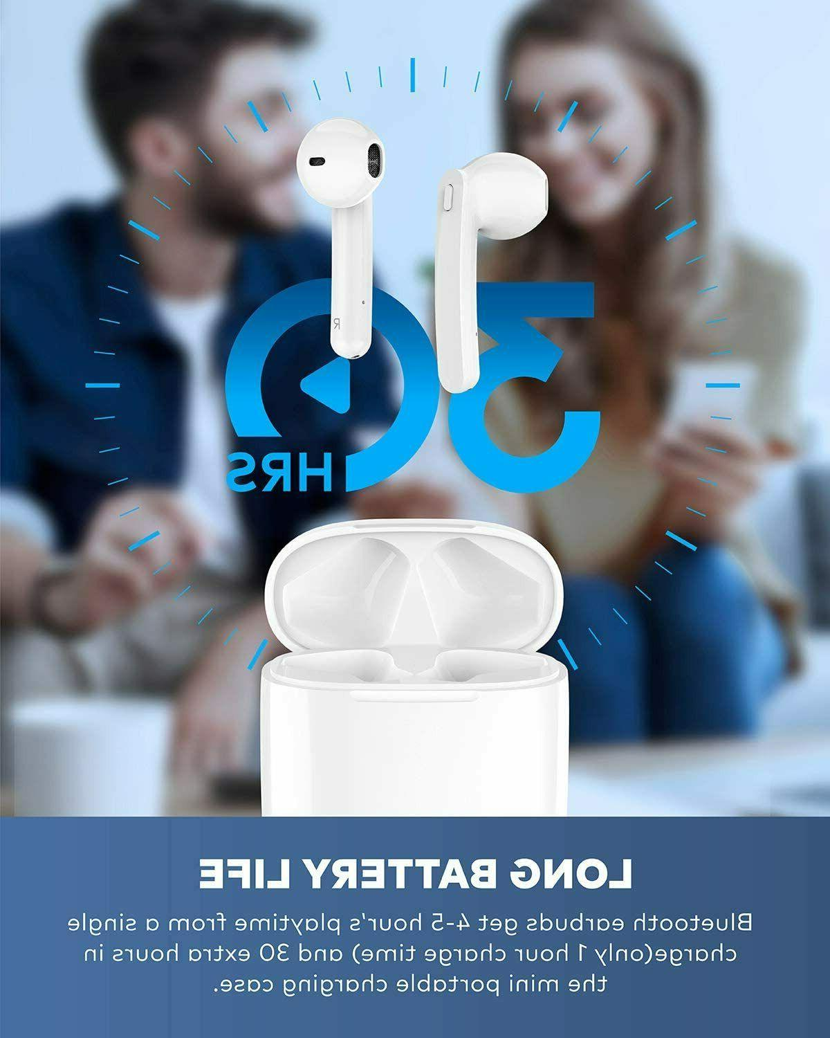 T12 Wireless Bluetooth Stereo Playtime