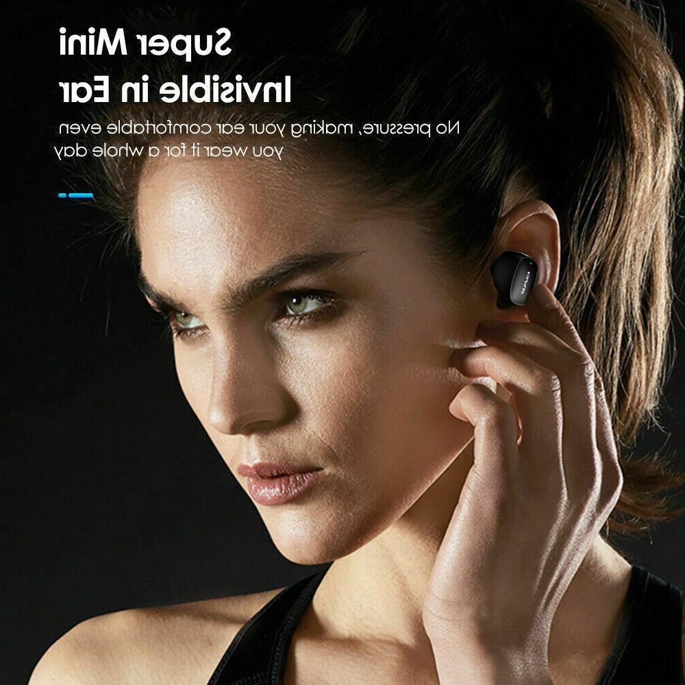 AWEI Earphone Bluetooth Earbuds Waterproof