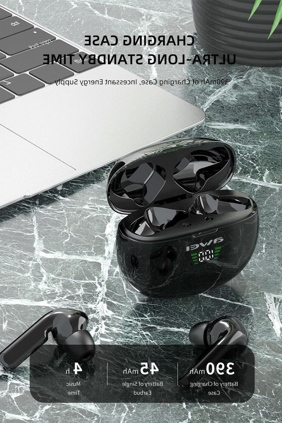 AWEI Earbuds Headphones Control Waterproof