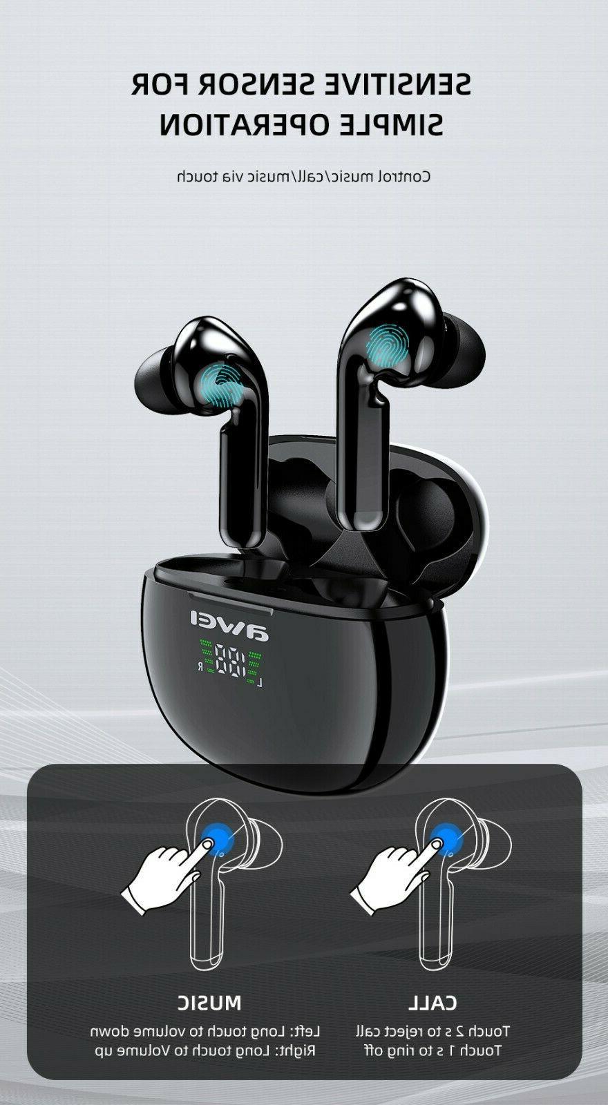 AWEI Headphones Waterproof
