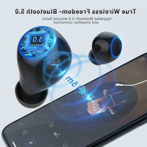 Mpow True Bluetooth Earphone HiFi Stereo Headset