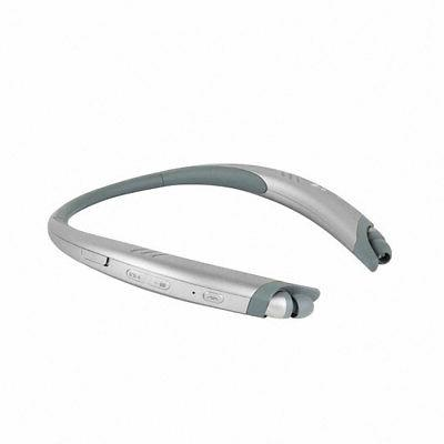 LG TONE HBS-A100 Bluetooth Wireless Stereo External Slver