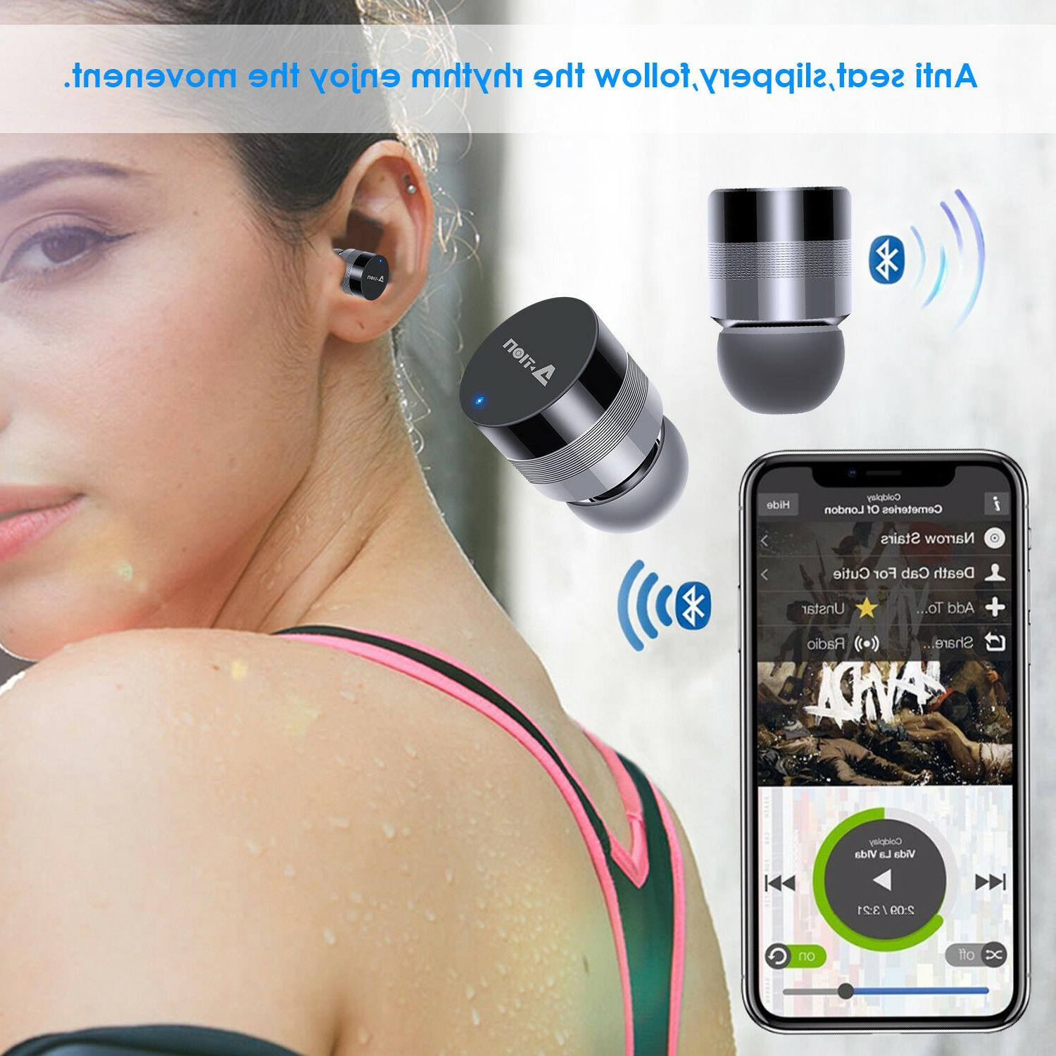 TOUCH CONTROL EARBUDS For