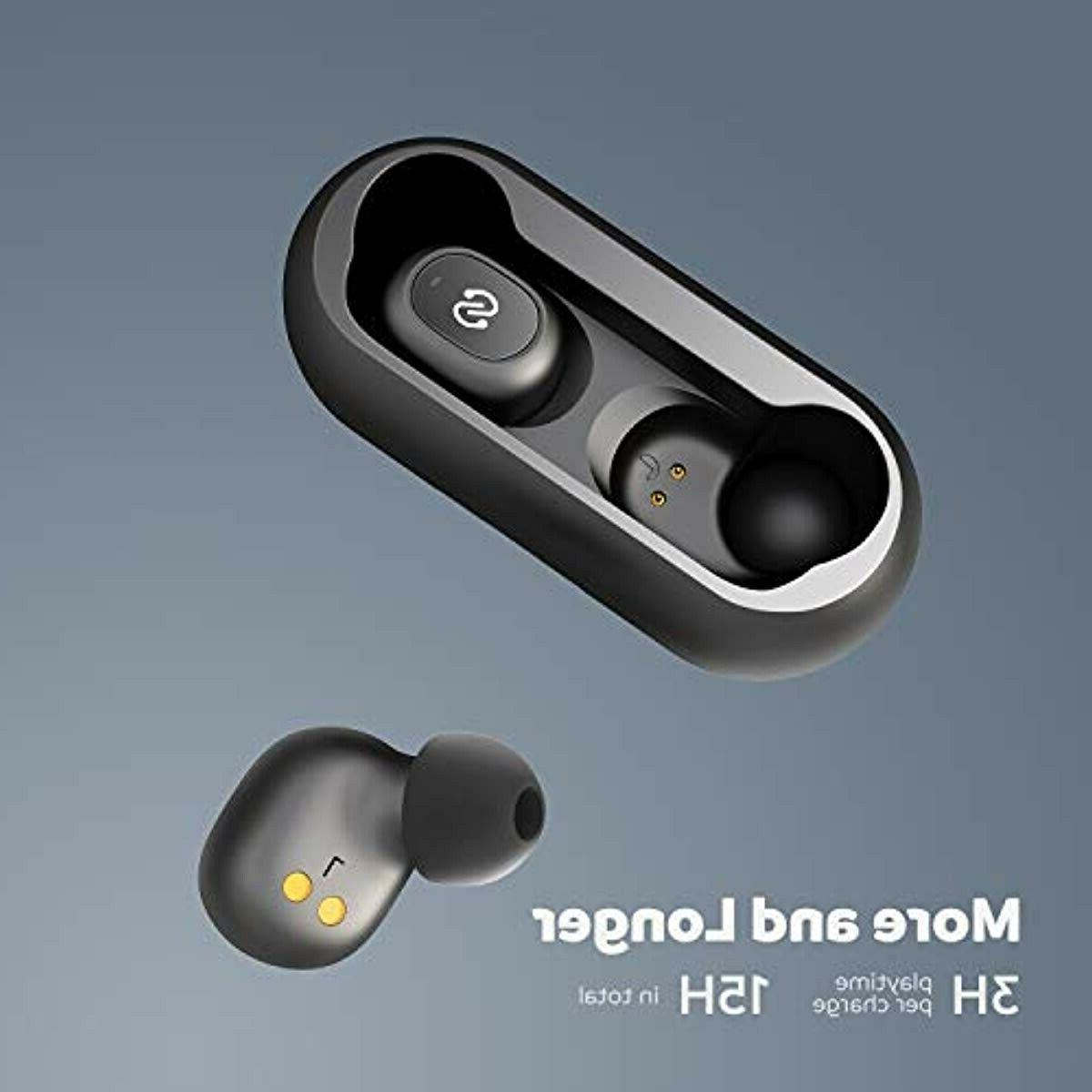 Earbuds in-Ear Stereo Headphones